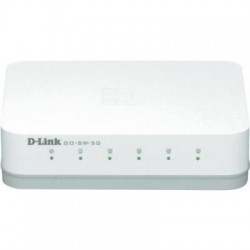 D-Link GO-SW-5G Switch 5...