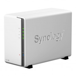 Synology DS215 2 Bay
