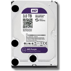 HD WD 3Tb Sata3 Caviar Purple