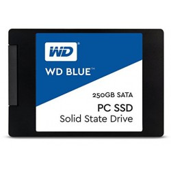 SSD WD Blue 250 gb