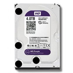 HD WD 4Tb Sata3 Caviar Purple