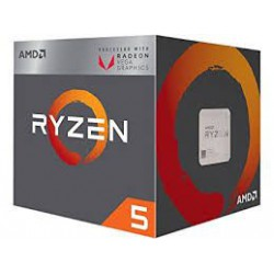 CPU AMD Ryzen 5 2400G...
