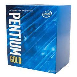 CPU Intel G4560 dualcore...