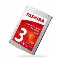 HD Toshiba 3gb sata3 P300