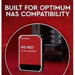 HD WD 4Tb Sata3 Caviar RED Nas